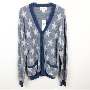 Ralph Lauren Denim & Supply Star Printed Cardigan